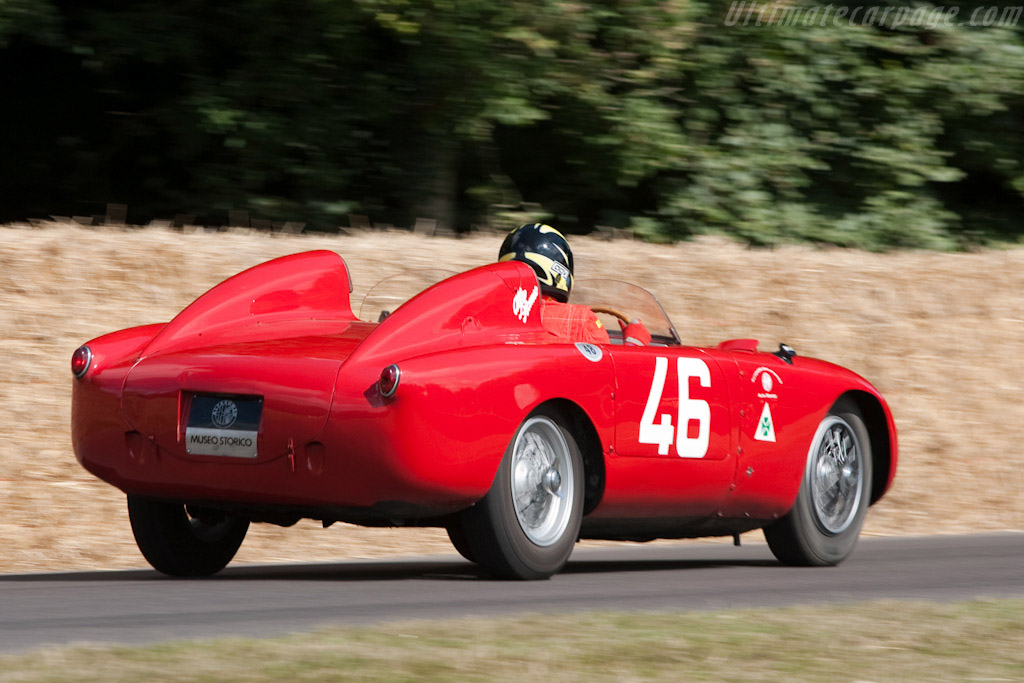 Alfa Romeo 6C 3000 CM Colli Spider - Chassis: 1361.00127   - 2009 Goodwood Festival of Speed