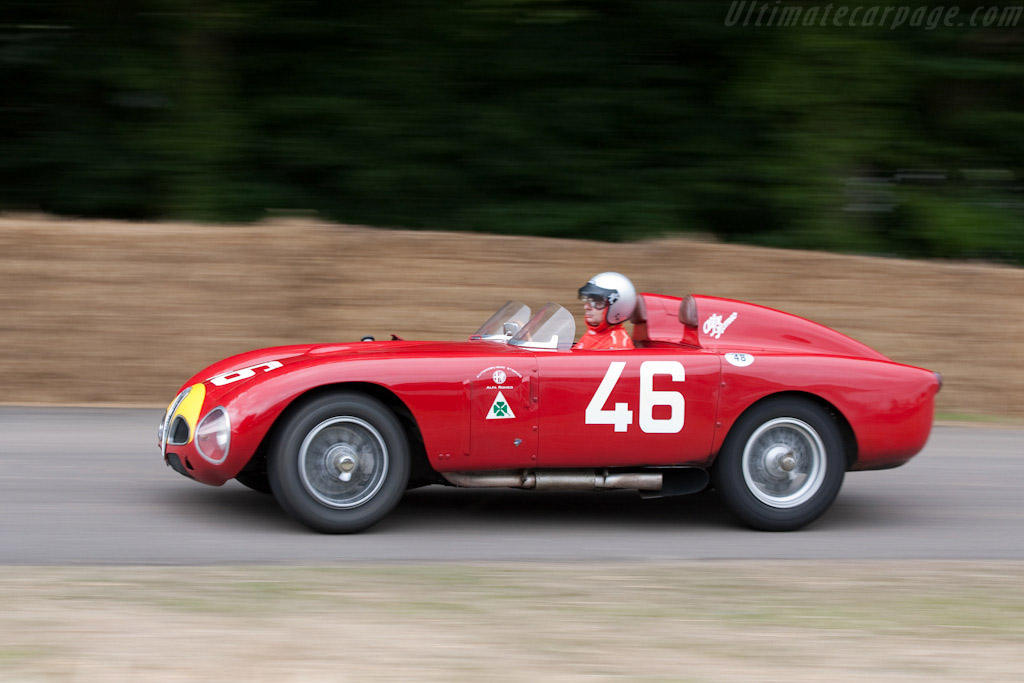 Alfa Romeo 6C 3000 CM Colli Spider - Chassis: 1361.00127   - 2009 Goodwood Festival of Speed