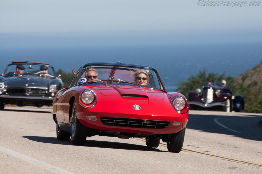 Alfa Romeo 6C 3000 CM Pininfarina Superflow IV - Chassis: 1361.00128   - 2013 Pebble Beach Concours d'Elegance