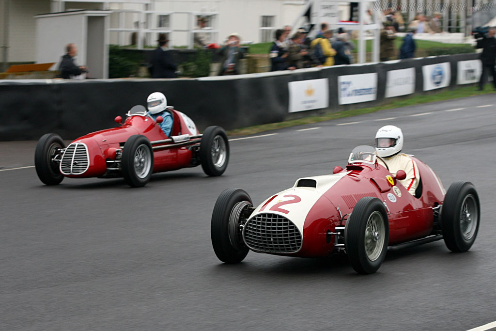 Ferrari 212 F1 - Chassis: 102   - 2006 Goodwood Revival