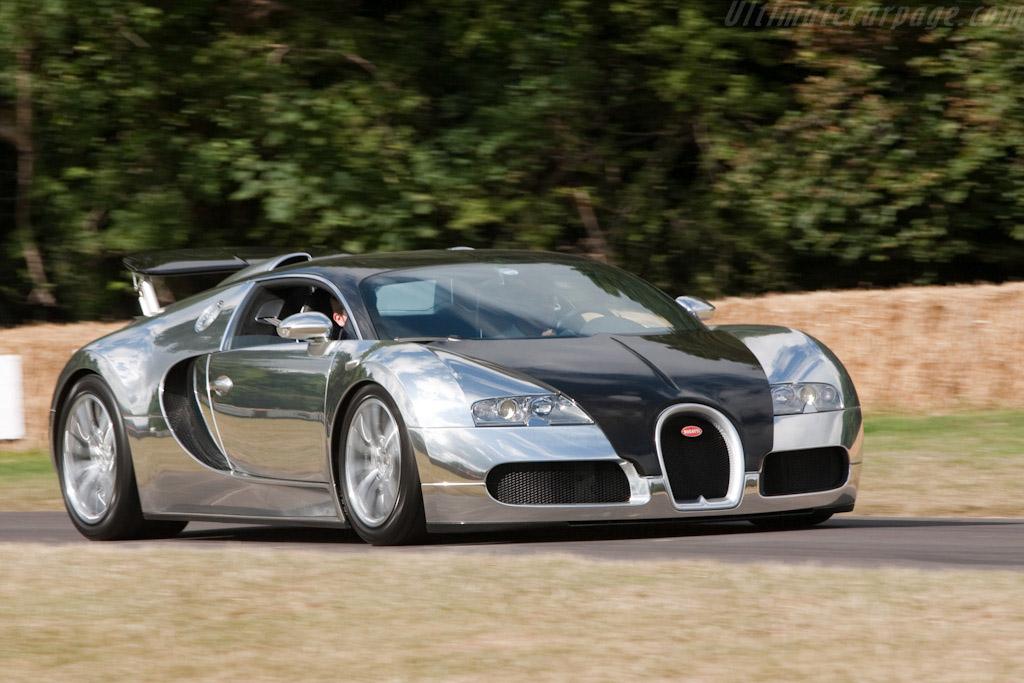2007 Bugatti Veyron 16 4 Pur Sang Images