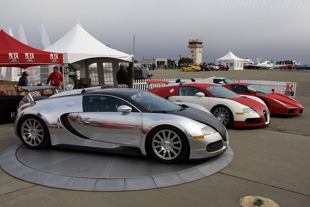 Bugatti Veyron Bugatti Veyron >> Bugatti Veyron 16.4 'Pur Sang'