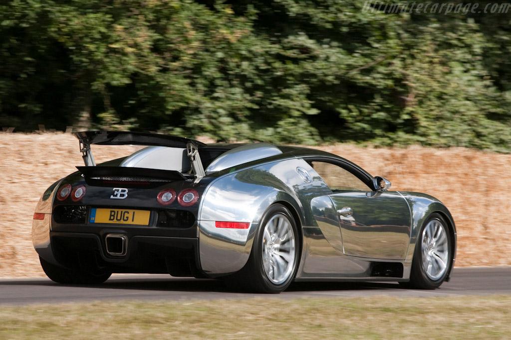 Bugatti Veyron 16 4 Pur Sang 2009 Goodwood Festival Of