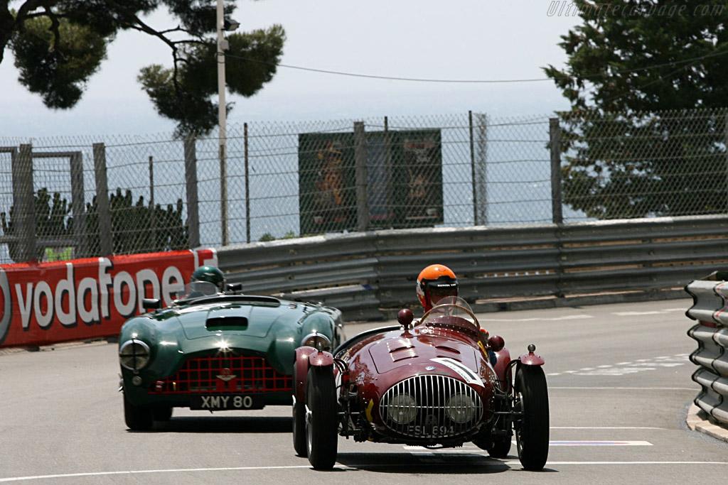 OSCA MT4 2AD 1100 Siluro Spider - Chassis: 1112   - 2006 Monaco Historic Grand Prix