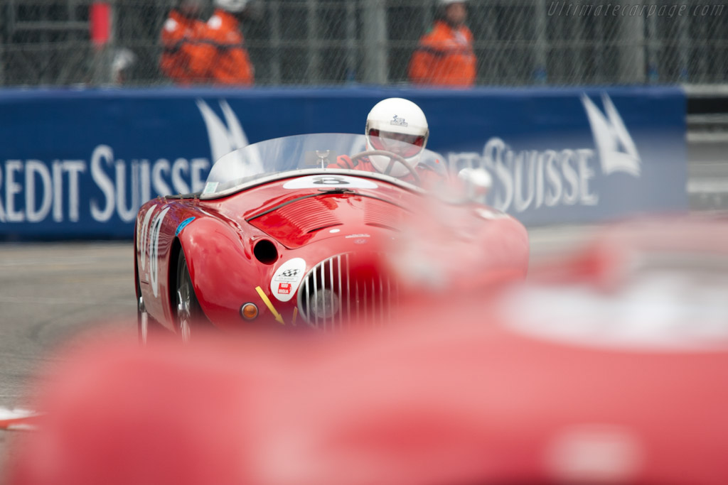 OSCA MT4 2AD 1100 Spider - Chassis: 1122  - 2010 Monaco Historic Grand Prix