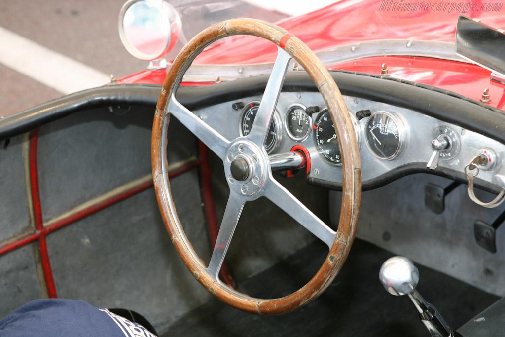 OSCA MT4 2AD 1100 Spider - Chassis: 1122  - 2006 Monaco Historic Grand Prix