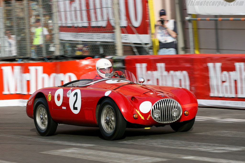OSCA MT4 2AD 1100 Spider - Chassis: 1122   - 2006 Monaco Historic Grand Prix