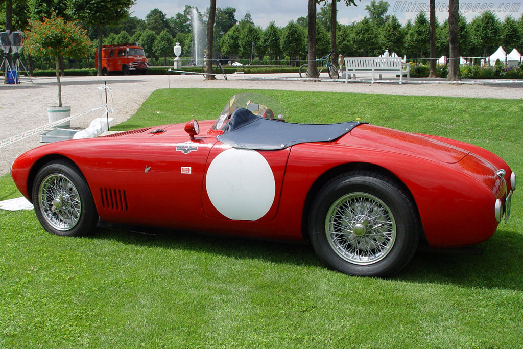 OSCA MT4 2AD 1350 Frua Spider - Chassis: 1129   - 2003 European Concours d'Elegance