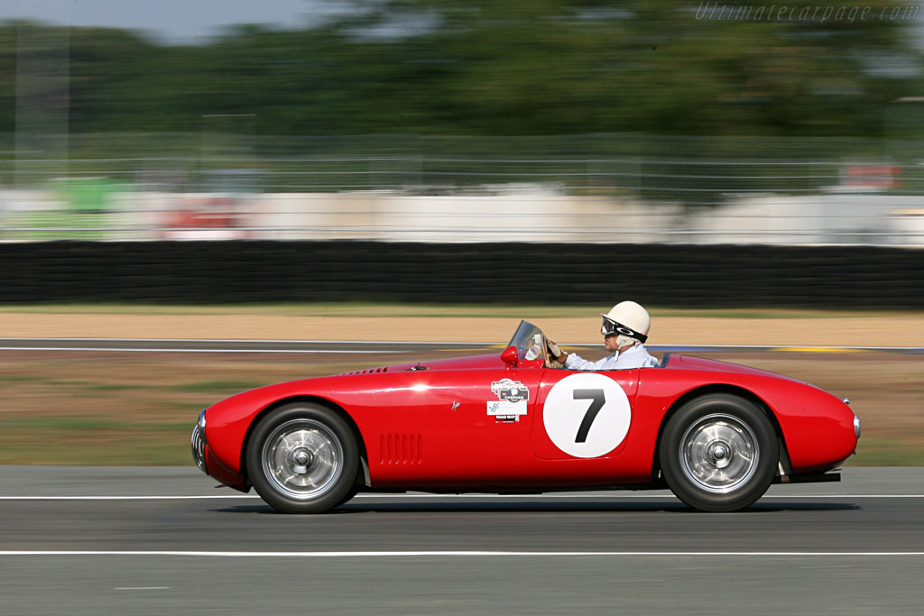 OSCA MT4 2AD 1350 Frua Spider - Chassis: 1129   - 2006 Le Mans Classic