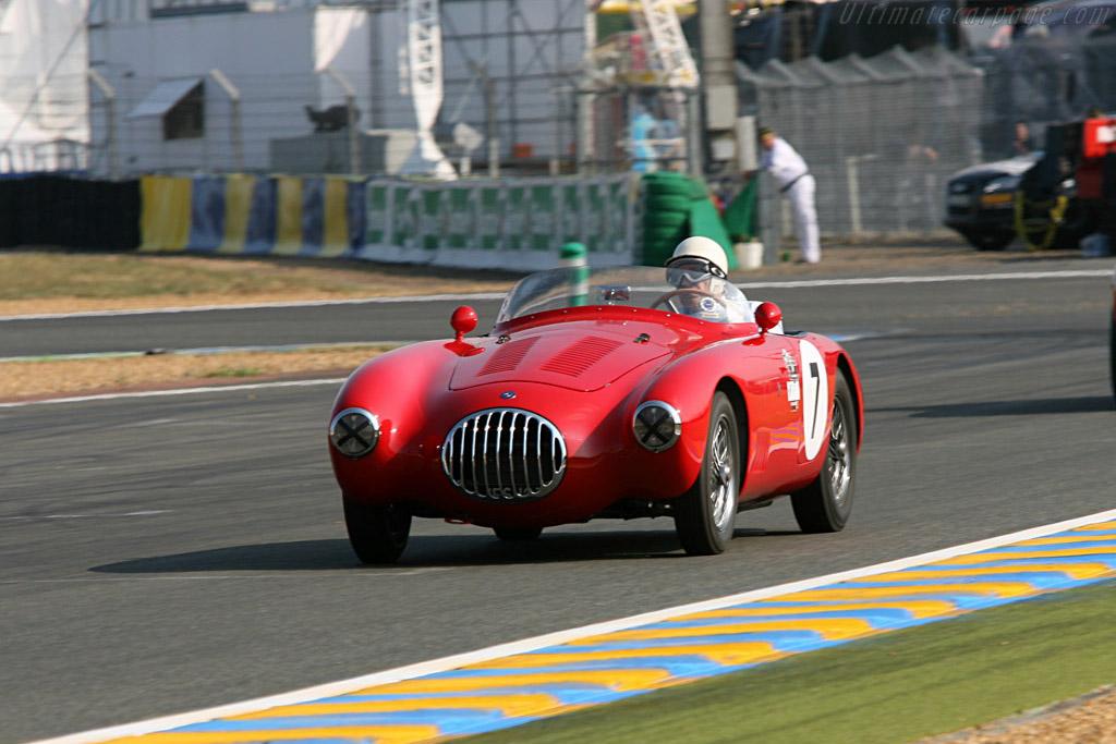 OSCA MT4 2AD 1350 Frua Spider - Chassis: 1129   - 2006 Le Mans Classic