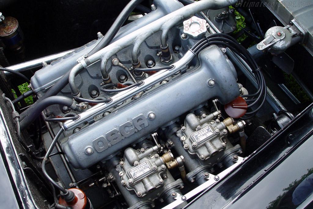 OSCA MT4 2AD 1500 Vignale Coupe - Chassis: 1153   - 2003 European Concours d'Elegance