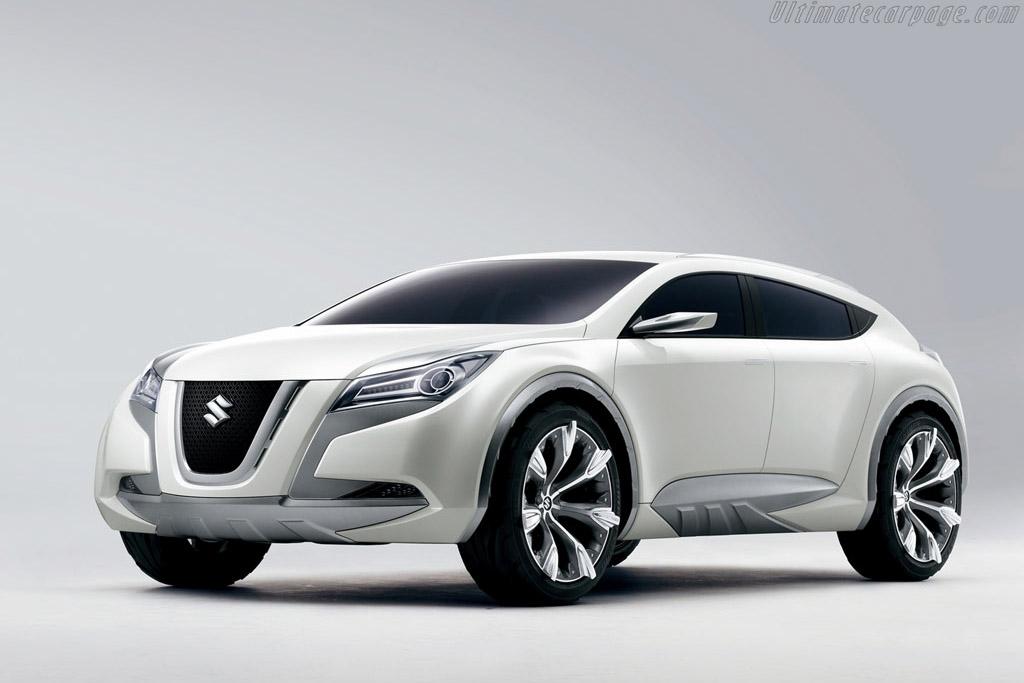 Click here to open the Suzuki Kizashi 2 Concept gallery