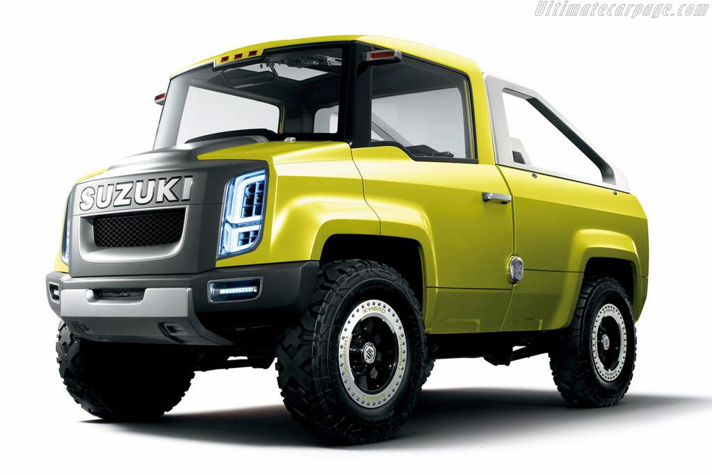 Click here to open the Suzuki X-Head Concept gallery