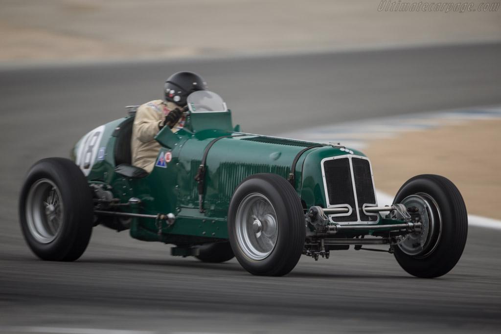 ERA B-Type - Chassis: R14B   - 2017 Monterey Motorsports Reunion