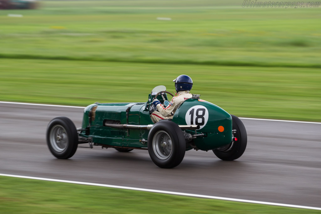 ERA B-Type - Chassis: R14B   - 2017 Goodwood Revival