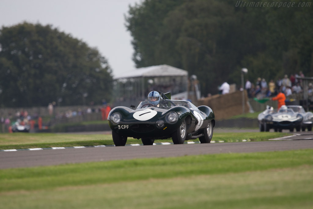 Jaguar D-Type Works - Chassis: XKD 406   - 2014 Goodwood Festival of Speed