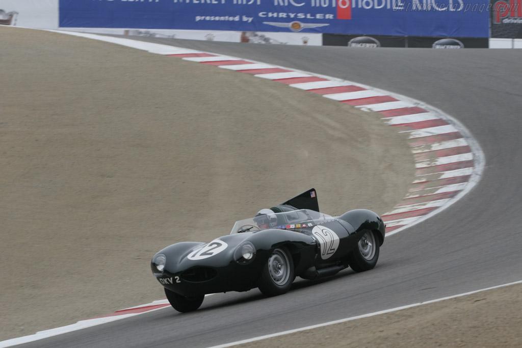 Jaguar D-Type Works - Chassis: XKD 403   - 2005 Monterey Historic Automobile Races