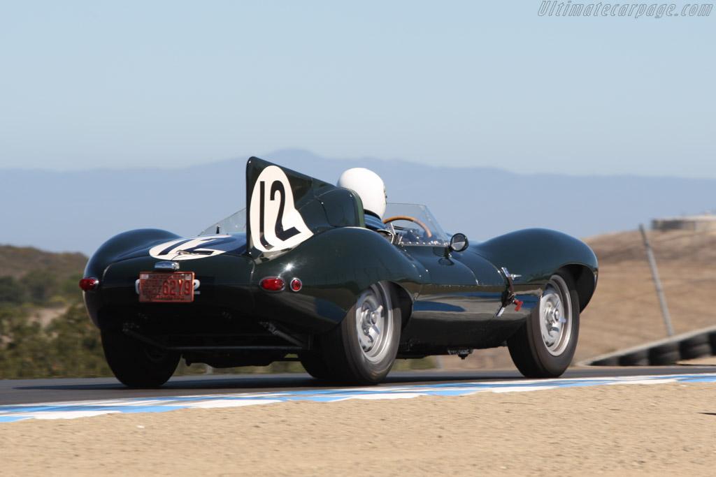 Jaguar D-Type Works - Chassis: XKD 403   - 2007 Monterey Historic Automobile Races