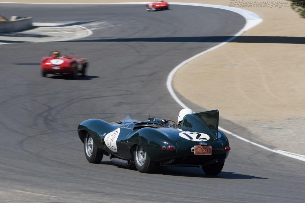Jaguar D-Type Works - Chassis: XKD 403   - 2008 Monterey Historic Automobile Races