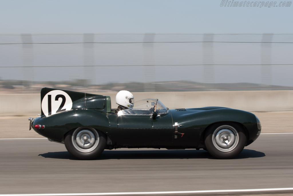 Jaguar D-Type Works - Chassis: XKD 403   - 2009 Monterey Historic Automobile Races
