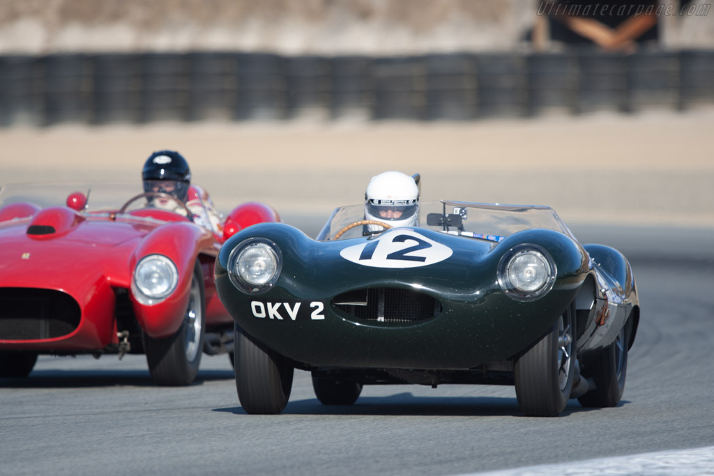 Jaguar D-Type Works - Chassis: XKD 403   - 2011 Monterey Motorsports Reunion