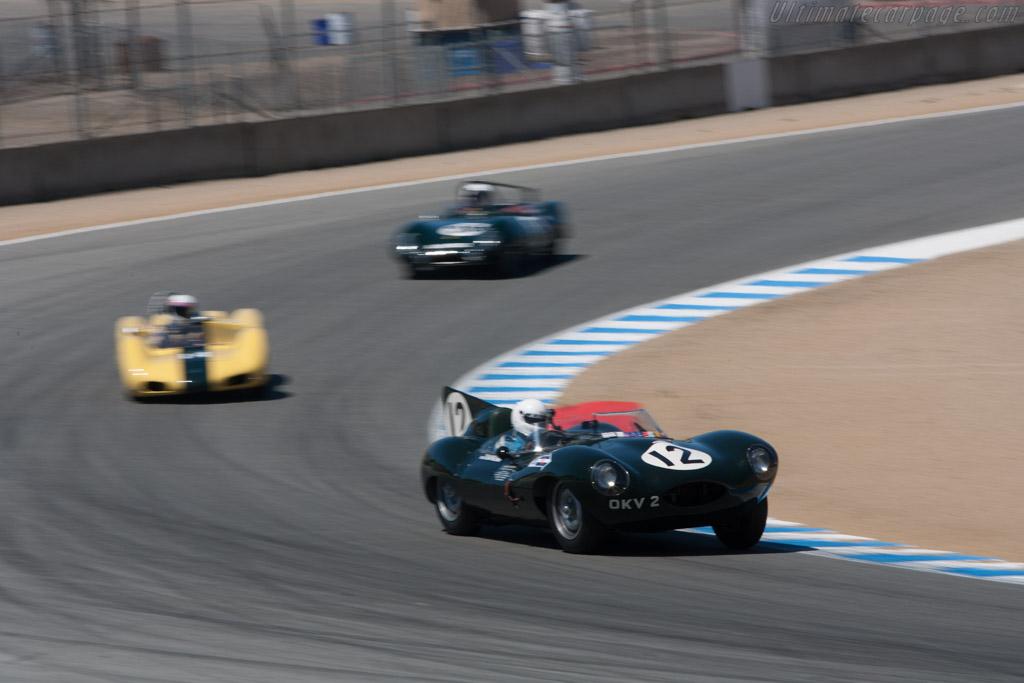 Jaguar D-Type Works - Chassis: XKD 403  - 2011 Monterey Motorsports Reunion