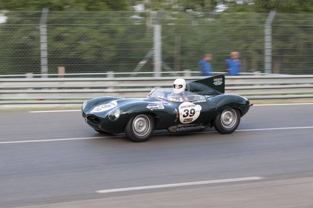 Jaguar D-Type Works - Chassis: XKD 403   - 2012 Le Mans Classic