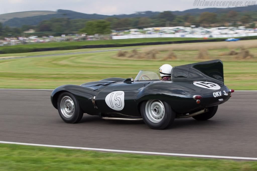 Jaguar D-Type Works - Chassis: XKD 404   - 2014 Goodwood Revival