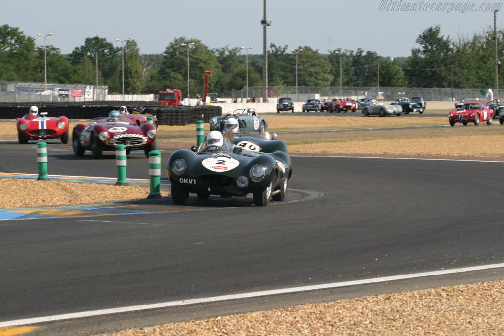 Jaguar D-Type Works - Chassis: XKC 402   - 2004 Le Mans Classic