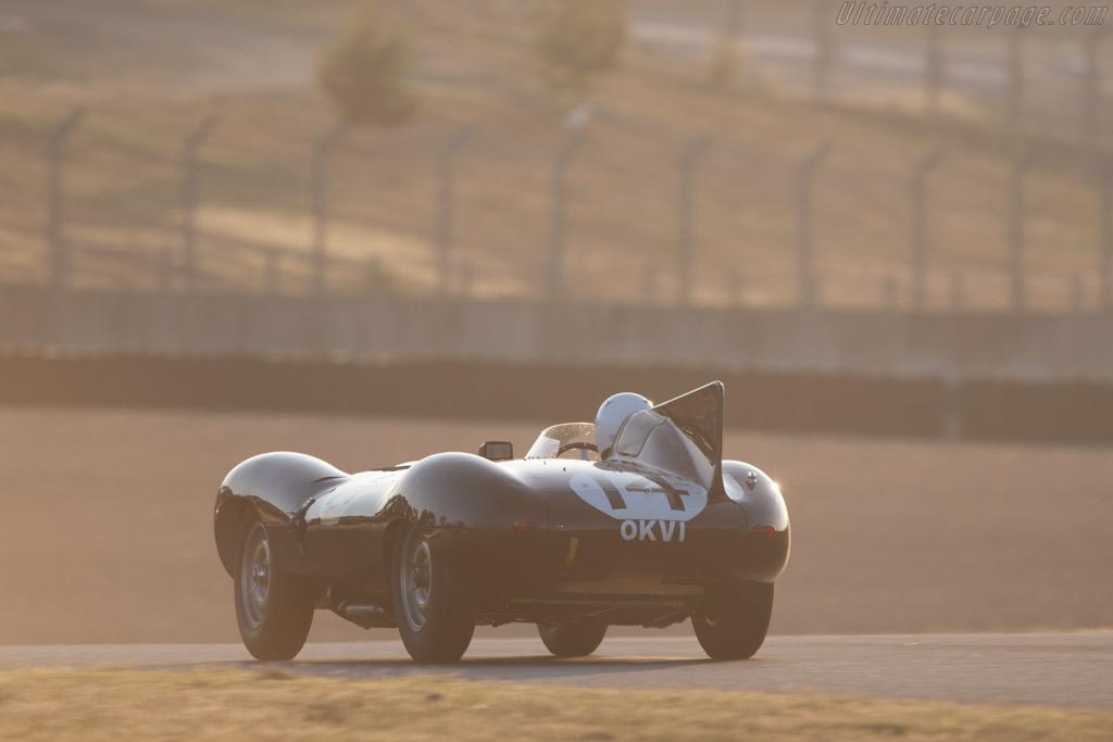 Jaguar D-Type Works - Chassis: XKC 402  - 2010 Le Mans Classic