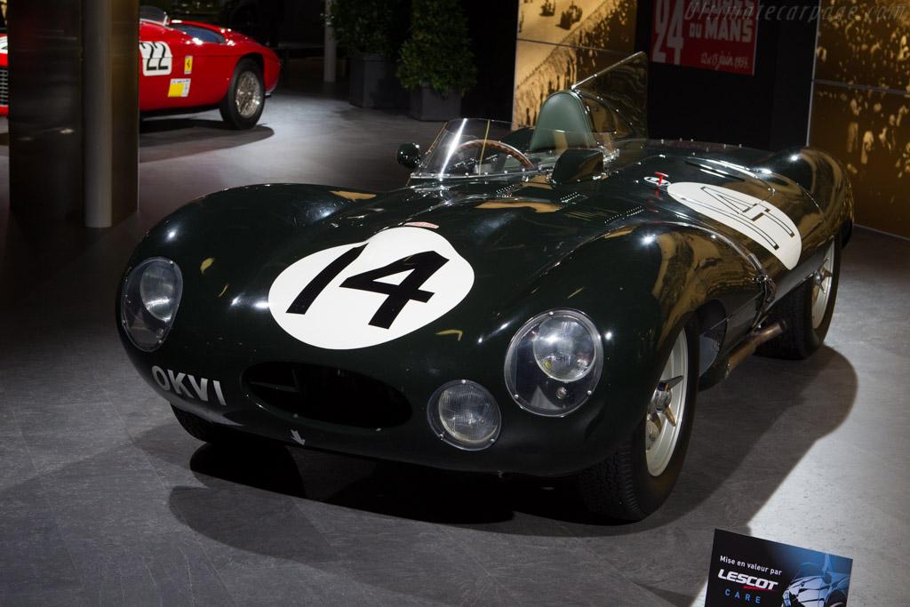 Jaguar D-Type Works - Chassis: XKC 402   - 2014 Geneva International Motor Show