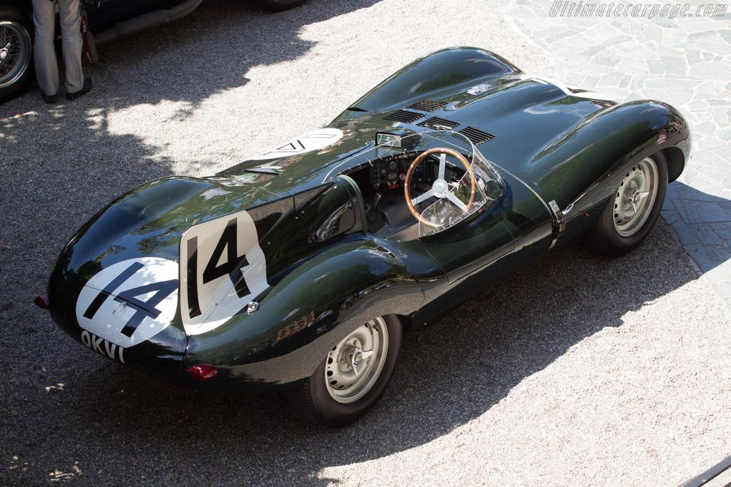 Jaguar D-Type Works - Chassis: XKC 402  - 2014 Concorso d'Eleganza Villa d'Este