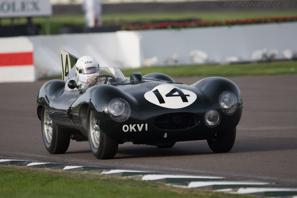 Jaguar D-Type Works - Chassis: XKC 402   - 2014 Goodwood Festival of Speed