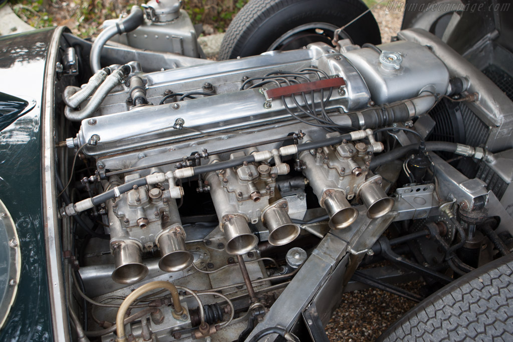 Jaguar D-Type Works - Chassis: XKC 401   - 2010 Goodwood Preview