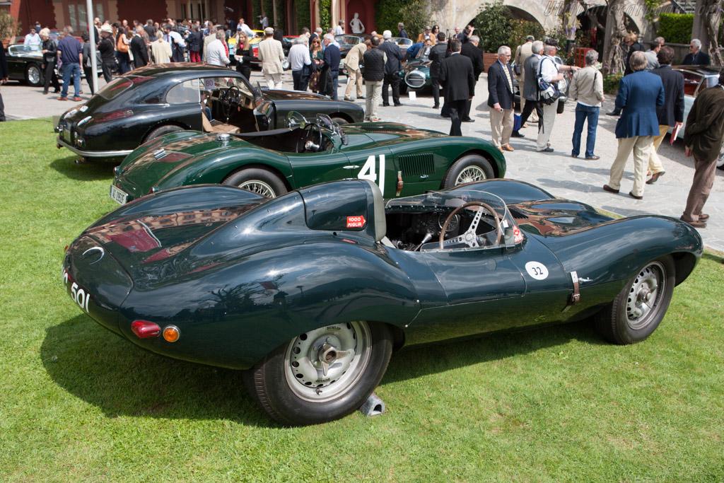 Jaguar D-Type Works - Chassis: XKC 401   - 2010 Concorso d'Eleganza Villa d'Este