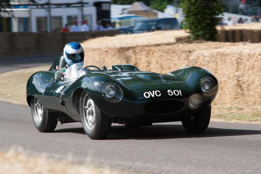 Jaguar D-Type Works - Chassis: XKC 401   - 2010 Goodwood Festival of Speed
