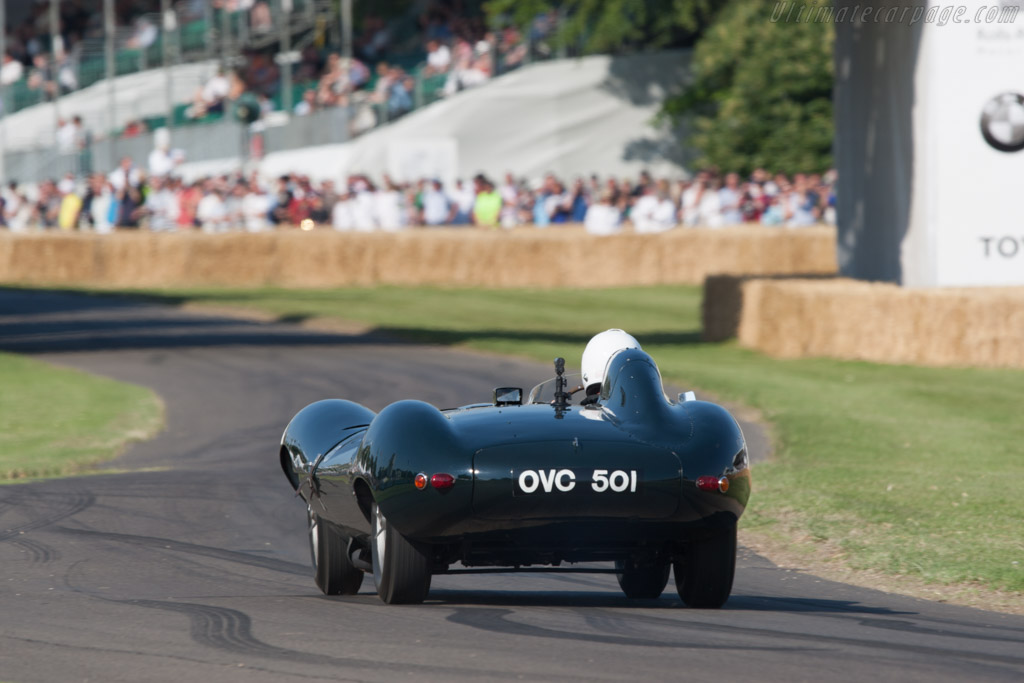 Jaguar D-Type Works - Chassis: XKC 401   - 2011 Goodwood Festival of Speed