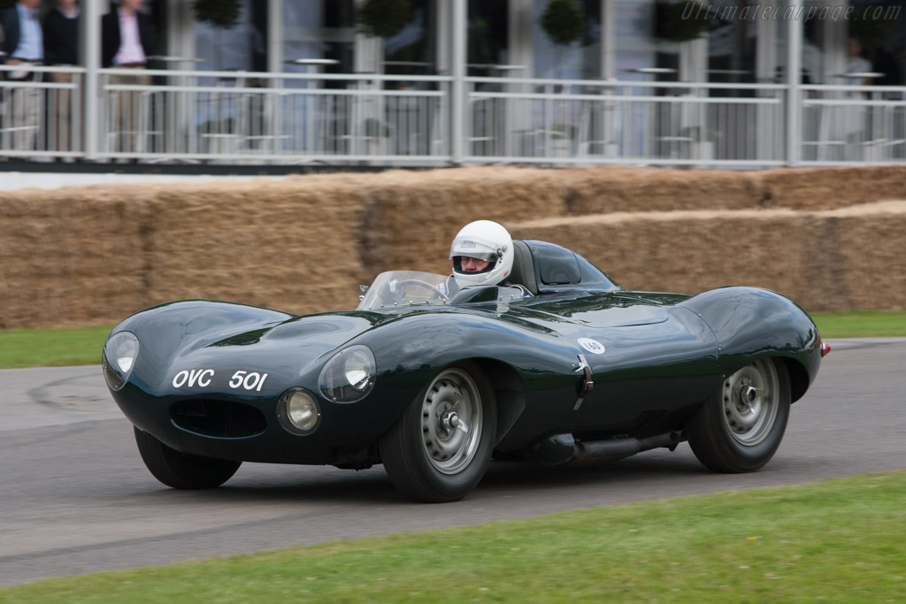 Jaguar D-Type Works - Chassis: XKC 401   - 2012 Goodwood Festival of Speed