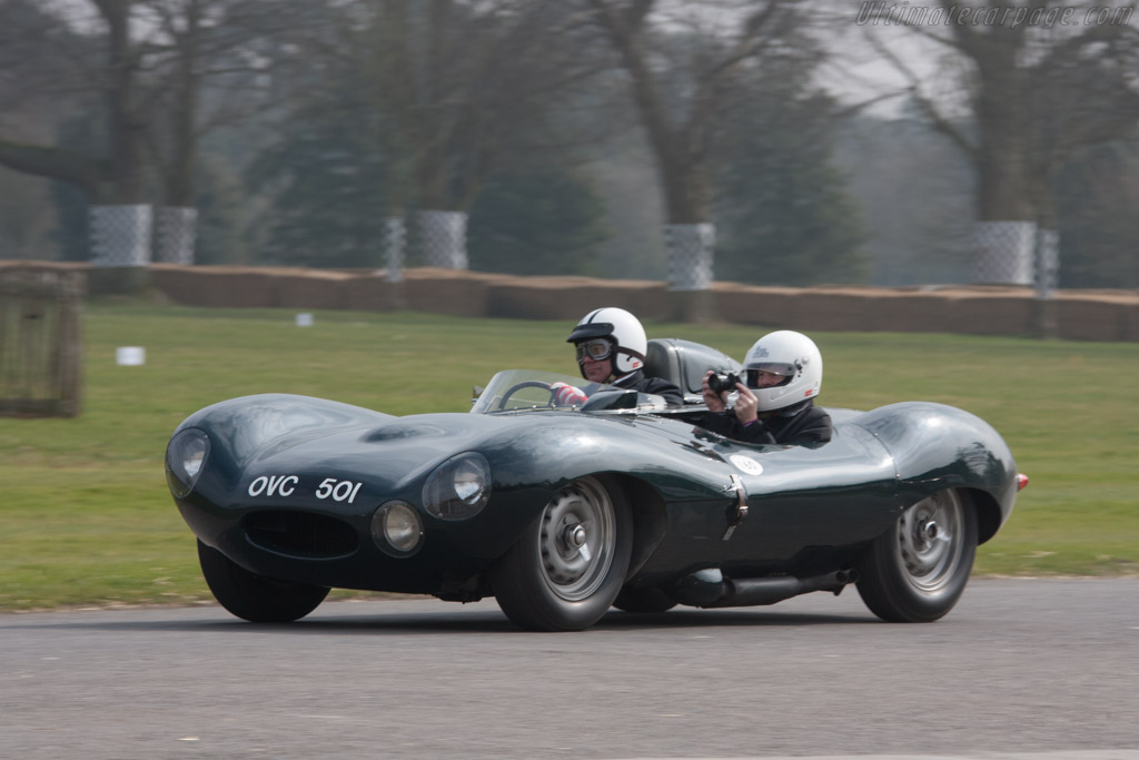 Jaguar D-Type Works - Chassis: XKC 401   - 2013 Goodwood Preview