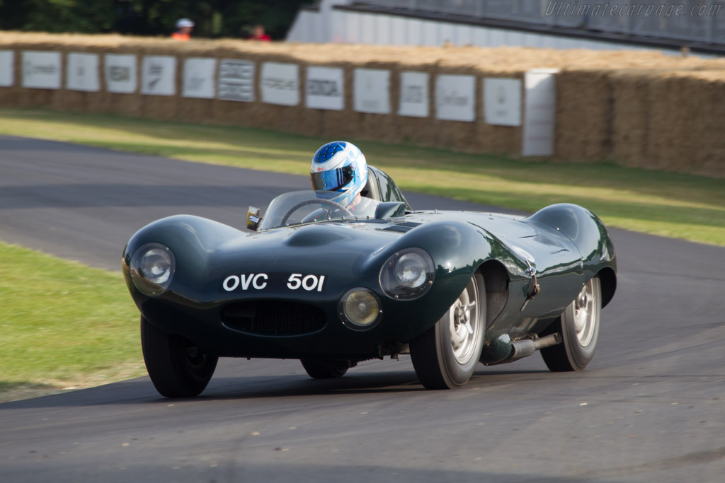 Jaguar D-Type Works - Chassis: XKC 401   - 2013 Goodwood Festival of Speed
