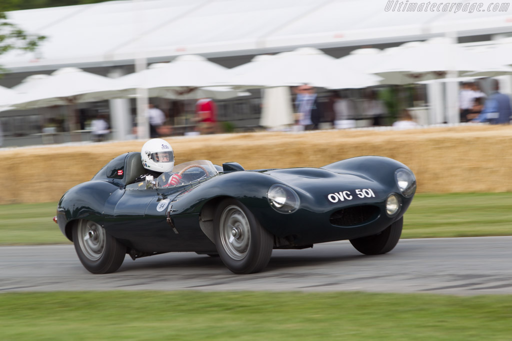 Jaguar D-Type Works - Chassis: XKC 401   - 2014 Goodwood Festival of Speed