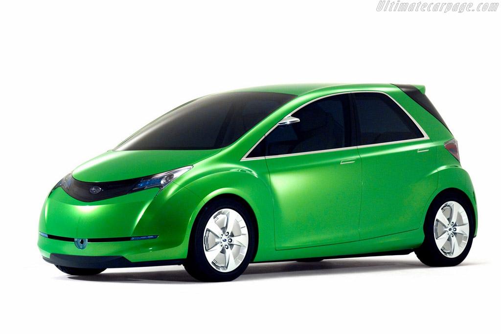 Click here to open the Subaru G4e Concept gallery