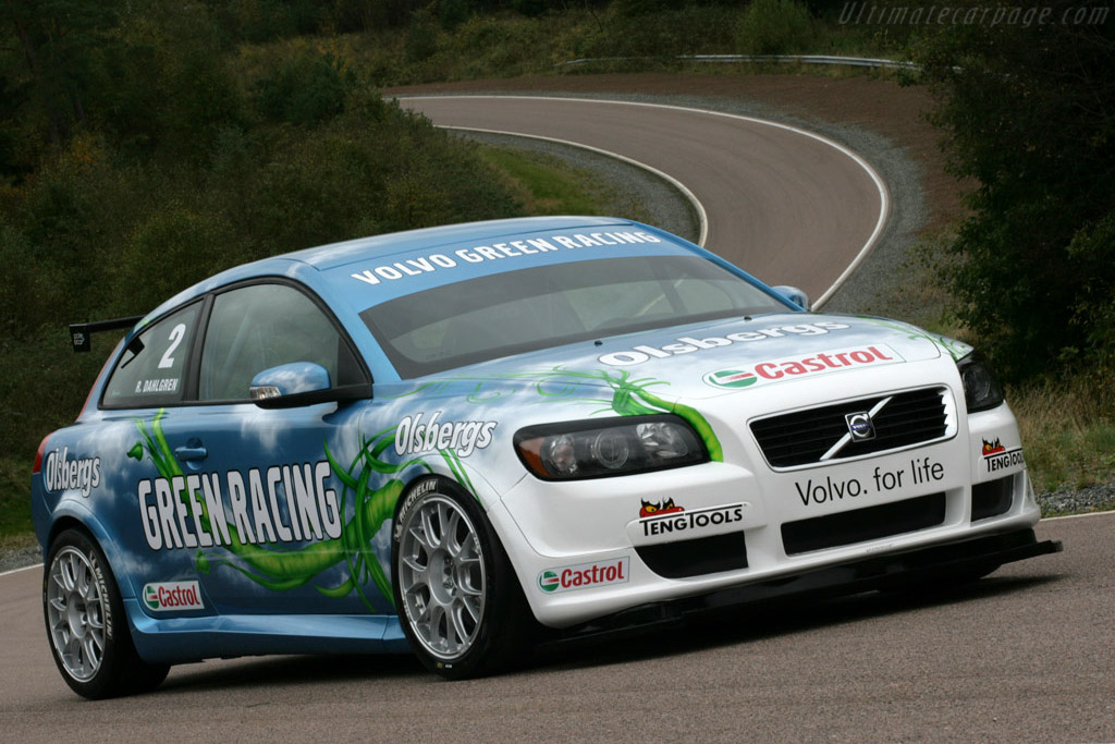 Click here to open the Volvo C30 Super 2000 gallery