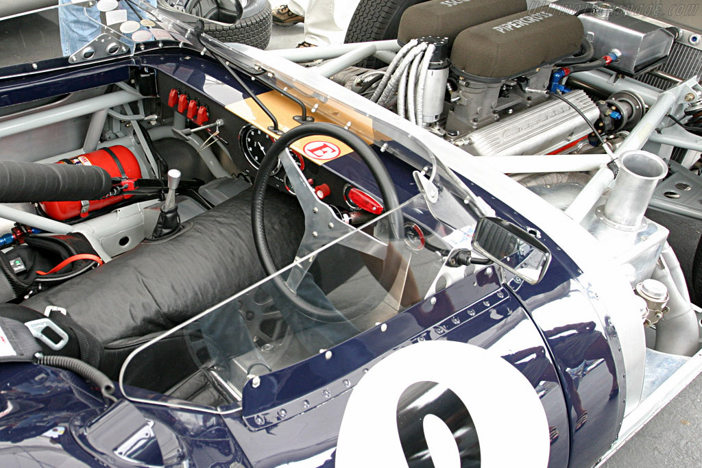 Lister Knobbly Chevrolet - Chassis: BHL 108  - 2005 Monterey Historic Automobile Races