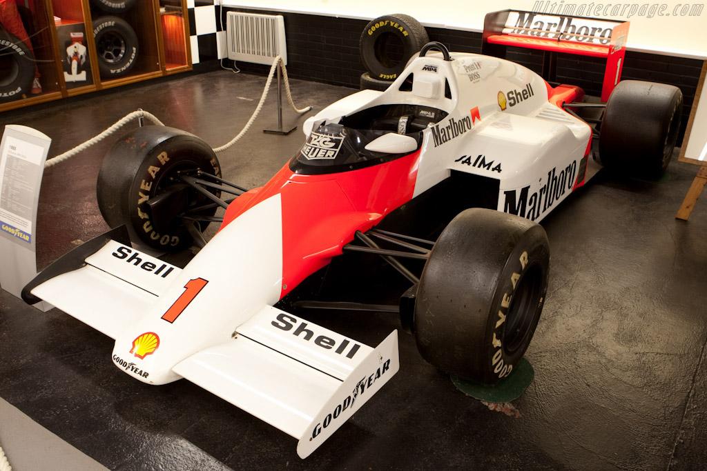 McLaren MP4/2B TAG-Porsche