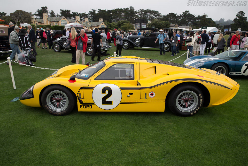 Ford Mk IV - Chassis: J-6   - 2016 Pebble Beach Concours d'Elegance