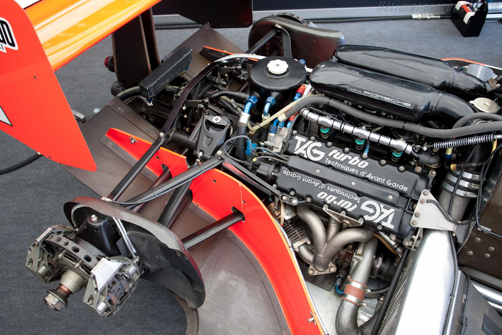 McLaren MP4/2C TAG-Porsche - Chassis: MP4/2C-5   - 2010 Goodwood Festival of Speed