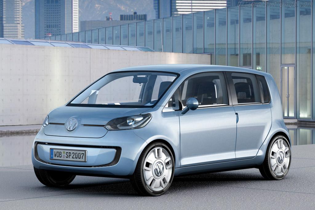 Volkswagen Space up! Concept