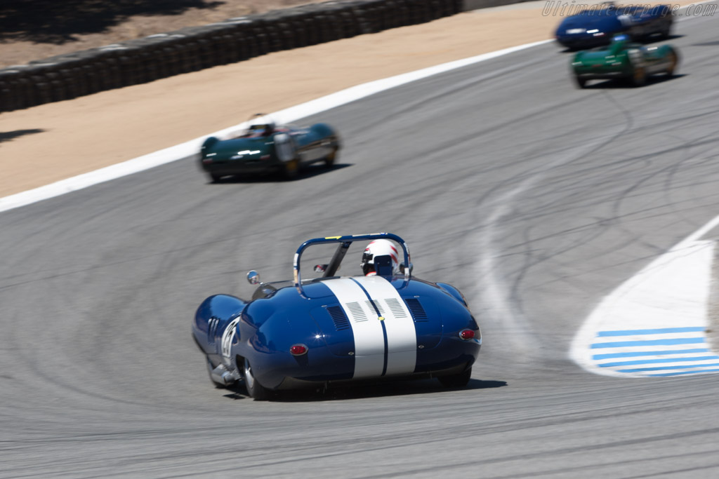 Lister Costin Chevrolet - Chassis: BHL 132   - 2011 Monterey Motorsports Reunion