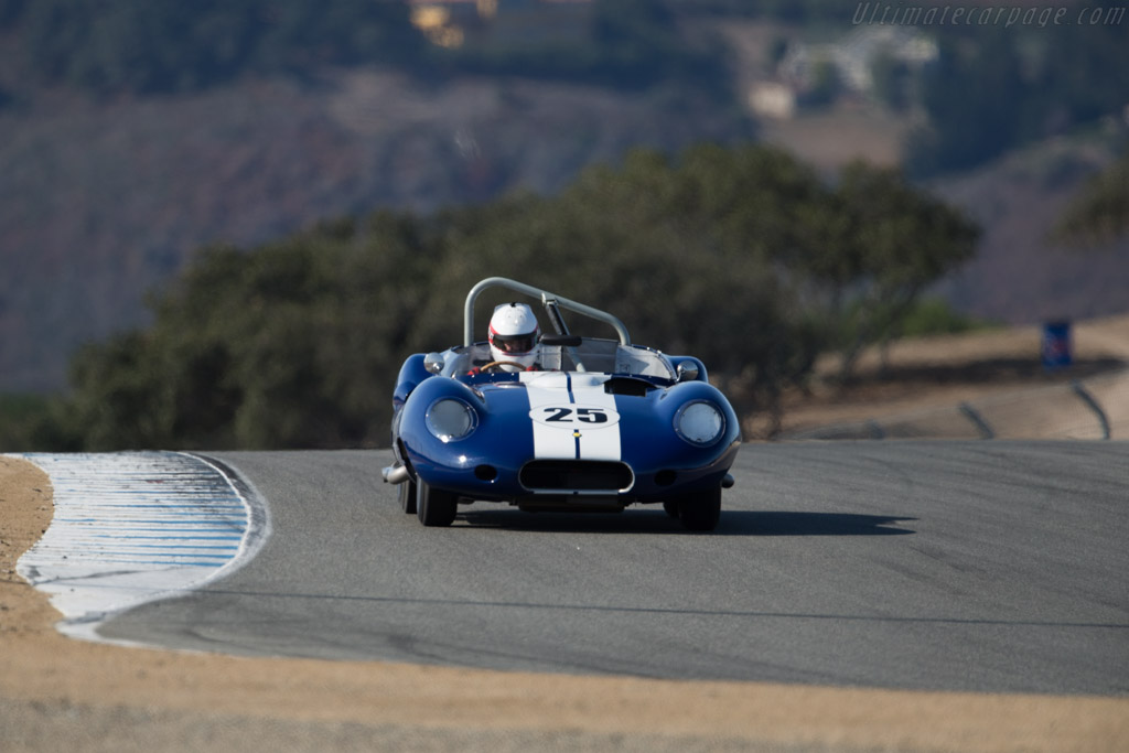 Lister Costin Chevrolet - Chassis: BHL 132  - 2015 Monterey Motorsports Reunion